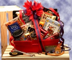 Jack of All Trades Gourmet Gift Box - Great Holiday, Birthday, or Father's Day Gift