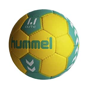 Hummel Handball 1.1 Elite, neon yellow / neon dark green, 3, 91-094-5158