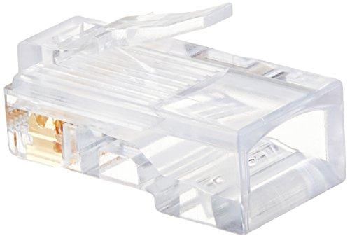 Platinum Tools 100015 EZ-RJ45 Cat5e Connector. 15/Clamshell.(Pack of 15)