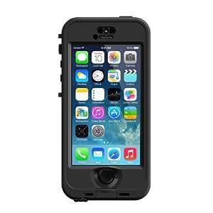 LifeProof nüüd wasserdichte Schutzhülle für Apple iPhone 5/5s, schwarz