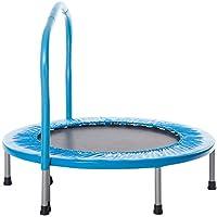 "Merax 36"" Kid's Mini Exercise Trampoline with Handrail"