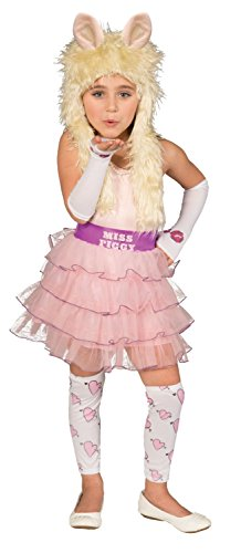 The Muppets Movie Miss Piggy Girl's Tutu Dress Up Box Set