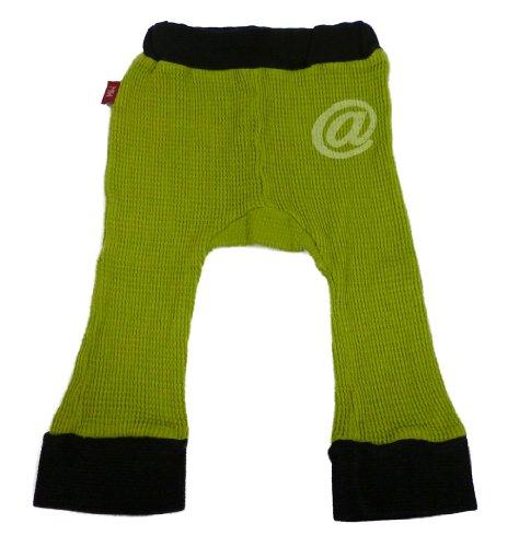 GOJO Mibu2 ミブツー パンツ @モンキー 裾リブ 90 ライトグリーン