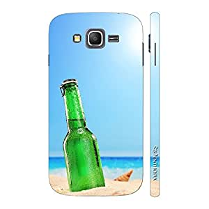 Enthopia Designer Hardshell Case Some Beer on the Beach Back Cover for Samsung Galaxy Grand Prime