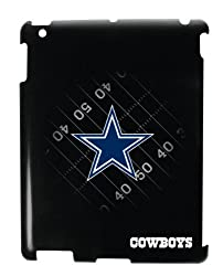 NFL Dallas Cowboys Protective Hardshell Case for iPad 2,7.5x9.6-Inch