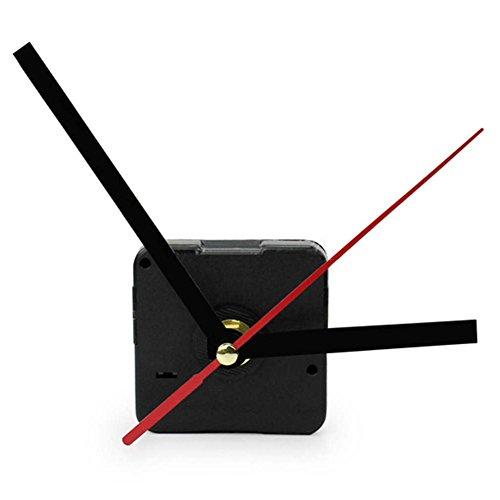 Amaranteen - 1 Set Mechanism Make Repair Simple Diy Quartz Wall Clock Core