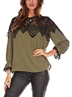 FRENCH CODE Blusa Alban (Verde)