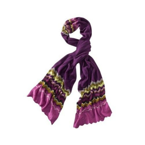 Missoni for Target Long Scarf Zig Zag Passione Print (Missoni For Target Scarf compare prices)