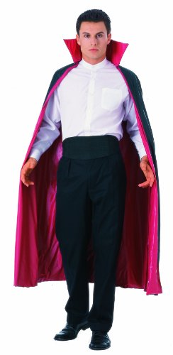 Rubie's Costume Mens 60 Inch Reversible Cape