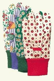 Stanley Canvas Garden Gloves - 1 Pair - Various Styles