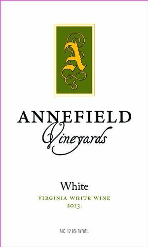 2013 Annefield Vineyards White 750 Ml