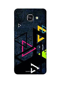 Sowing Happiness printed Back Cover for Samsung A5 2016