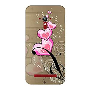 Perfect print back cover for Asus zenfone Go