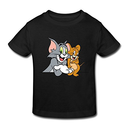 Toddler Funny Tom And Jerry T-shirts