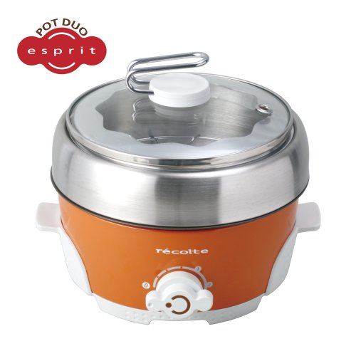 Recolte Pot DUO Esprit Orange Rpd-2 (Or) Japan Import