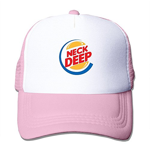 fitty-area-mens-popular-pop-punk-band-rock-neck-deep-fitted-hats-pink