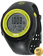 Soleus(�\���A�X) GPS FIT 1.0J SGJ01351 Black/Lime