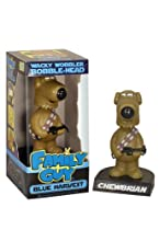 ChewBrian Bobble-head Blue Harvest