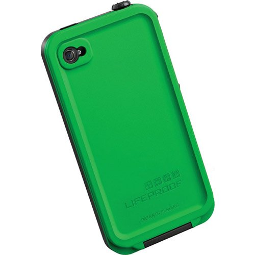 LifeProof Case for iPhone 4/4S - Retail Packaging - Green