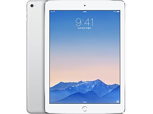 iPad Air 2 Wi-Fiモデル 64GB MGKM2J/A シルバー