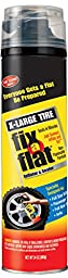 Fix-A-Flat S60169-6PK Aerosol Tire Inflator with Hose for X-Large Tires - 24 oz. (Pack of 6)