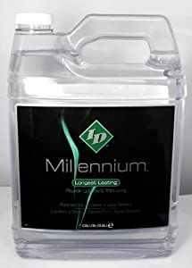 ID Millennium Lube 128 oz Lube Personal Lubricant - One Gallon