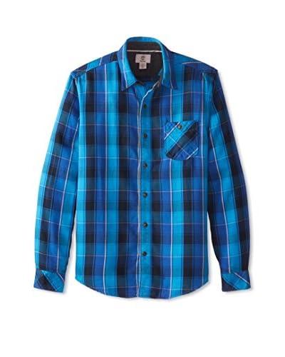 Timberland Men's Allendale Plaid Long Sleeve Shirt