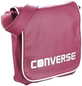 Converse Fortune Bag Unisex Umhängetasche, dark fuchsia, 26 x 6 x 27 cm, 23SDA32-46