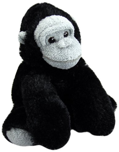 "Purr-Fection Oreo Junior Snuggle Ups Gorilla 8"" Plush"