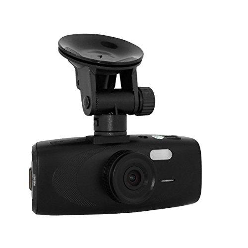 "Black Box G1W-H Hidden Dashboard Dash Cam - WDR 160° Wide Angle 4X ZOOM - Full HD 1080P H.264 2.7"" LCD Car DVR Video Recorder - Night Vision Motion Detection G-Sensor - NT96650 + AR0330"