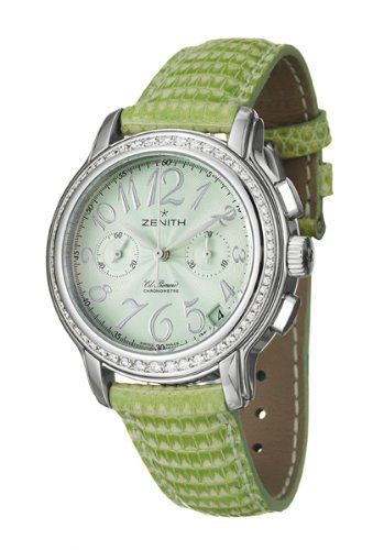 Zenith Baby Doll Star Women's Automatic Watch 16-1230-4002-61-C516