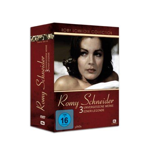 Romy Schneider Collection - 3 DVD Set (Das wilde Schaf / Mado / Die Unschuldigen mit den schmutzigen Händen)