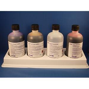 BBL Gram Stain Kits (250 mL): Chemical Bioreagents: Amazon.com