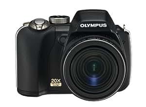 Olympus SP-565UZ 10MP Digital Camera with 20x Optical Dual Image Stabilized Zoom