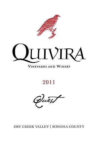 2011 Quivira Vineyards 'Quest' Zinfandel, Dry Creek Valley 750 Ml