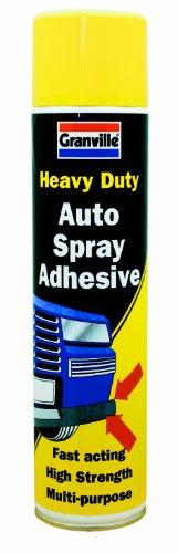 Granville 0771 600ml Auto Spray Adhesive