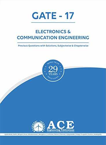 GATE17 Electronics & Communications Engineering Previous Questions & Solutions (GATE 17)