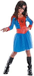 Spidergirl Classic Small 4-6x Costume by Disguise Inc