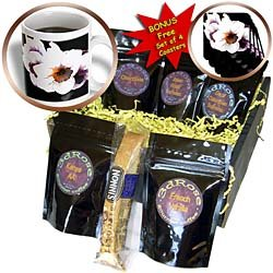 PS Flowers - Daffodil Flowers - Grunge Art - Floral - Spring - Coffee Gift Baskets - Coffee Gift Basket