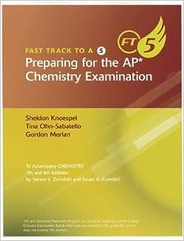 CHEMISTRY AP TEXTBOOK ZUMDAHL