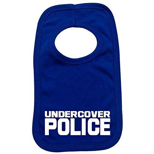 123t-Baby-Ltzchen-UNDERCOVER-POLICE-DESIGN-Einheitsgre-Knigsblau