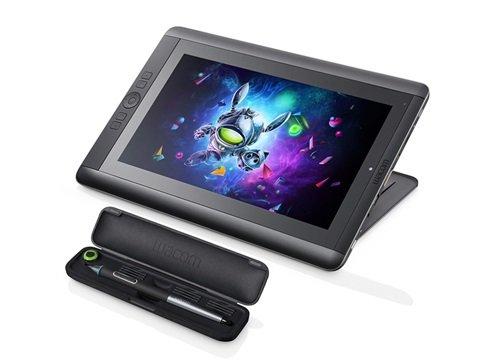 Wacom Cintiq Companion Hybrid - 16Gb Ssd 13.3- Inch Full Hd 2Gb Android Multi-Touch Wacom Pen 2048 Levels Pen Pressure Professional Creative Tablet Revolution Monitor