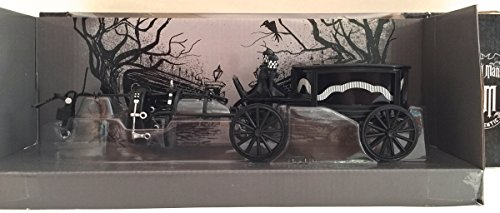 Disney Parks Haunted Mansion Hearse Diecast Model Figurine NEW (Hearse Model compare prices)