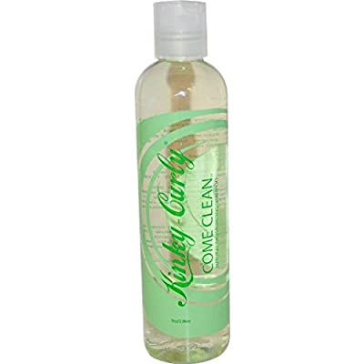 Come Clean Moisturizing Shampoo By Kinky Curly Shampoo