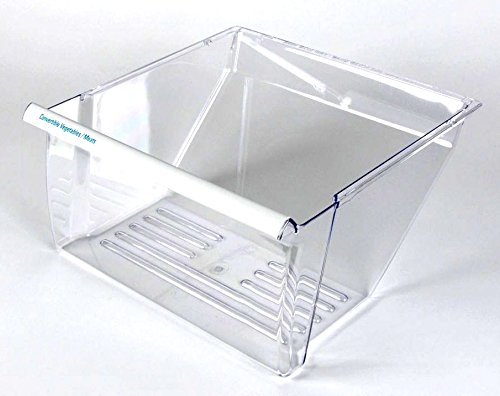 2188654 - OEM FACTORY ORIGINAL WHIRLPOOL KENMORE MAYTAG REFRIGERATOR MEAT/VEG PAN DRAWER (Whirlpool Refrigerator Drawer compare prices)