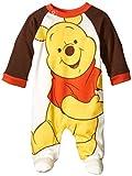 Disney Baby-Boys Newborn Pooh Coverall