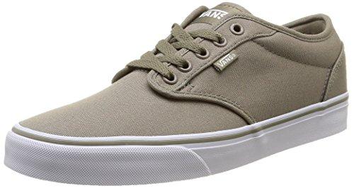Vans ATWOOD, Low-Top Sneakers, Braun (canvas/brindle/white), 5.5 UK (38.5 EU)
