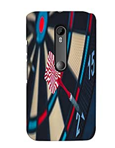 Citydreamz Back Cover For Motorola Moto G (3rd Gen.)