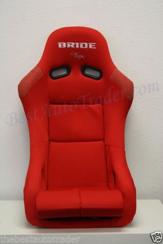 pair-of-bride-vios-low-max-racing-seats-red-cloth-with-sliders-and-side-mounts