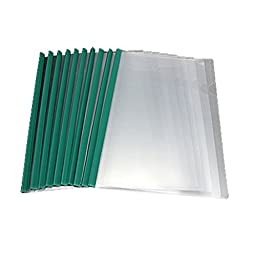 Slide Grip Stationery Report Covers, 10 in 1